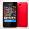 Nokia Asha 501 - Budget Smartphone - Red