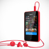 Nokia Asha 501 - Budget Smartphone - with headphones
