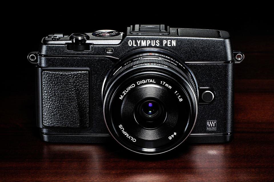 Olympus PEN E-P5 Mirrorless Interchangeable Lens Camera