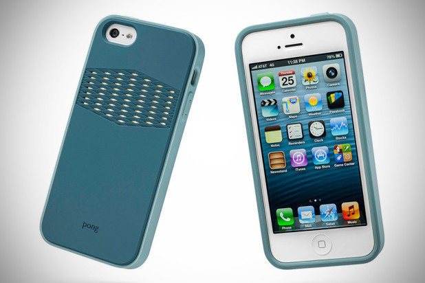 Pong Gold Reveal iPhone Cases - Rugged