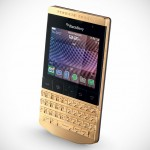 Porsche Design P'9981 BlackBerry Gold