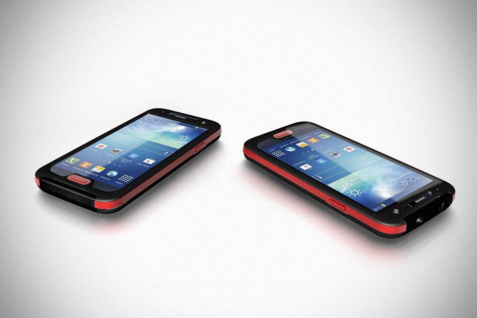 SEIDIO OBEX Waterproof Case for Samsung GALAXY S 4