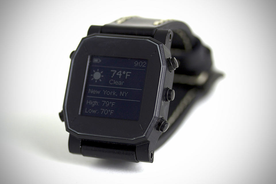 Secret Labs AGENT Smartwatch