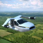 Terrafugia TF-X Vertical Take-Off Flying Car
