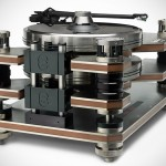 The World's Only Counterbalanced Turntable