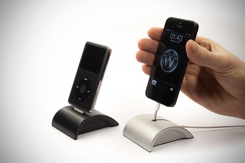 iDockAll iPhone Dock by Wiplabs