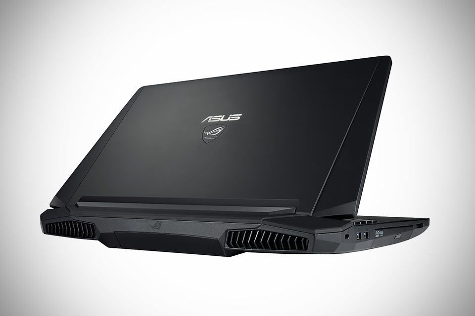 ASUS Republic of Gamers G750 Gaming Laptop