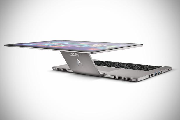Acer Aspire R7 Star Trek Into Darkness Laptop