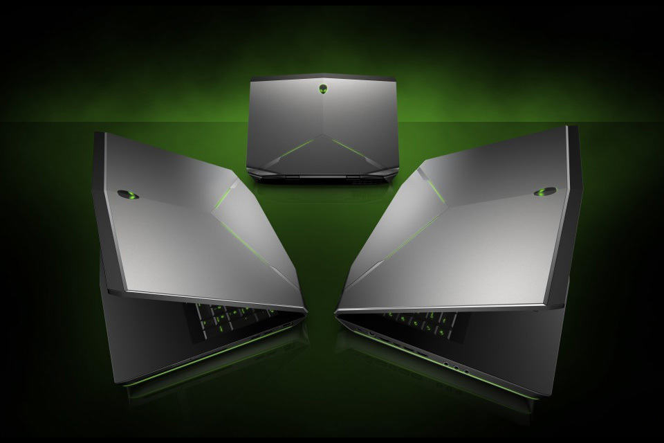 Alienware 14/17/18 Gaming Laptops
