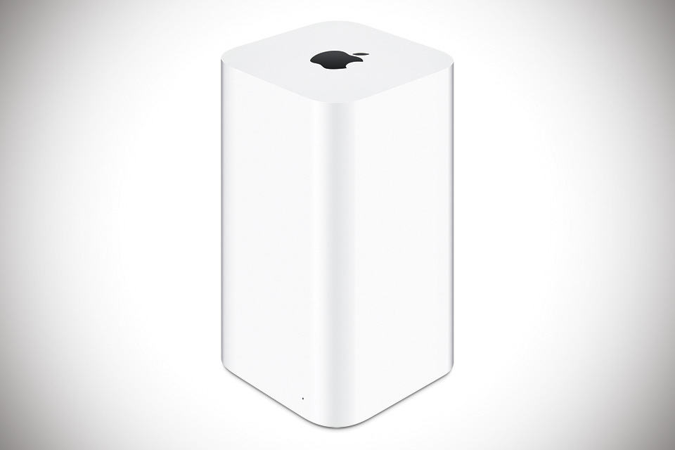 Apple AirPort Extreme and AirPort Time Capsule