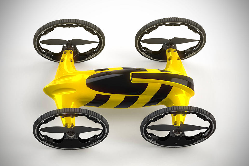 B Remote Control Flying Car
