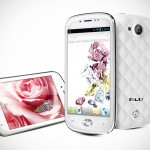 BLU Armor Smartphone with Swarovski Zirconia