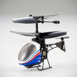 CCP Nano-Falcon: World's Smallest RC Toy Helicopter
