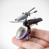 CCP Nano-Falcon- World's Smallest RC Toy Helicopter on fingers