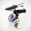 CCP Nano-Falcon- World's Smallest RC Toy Helicopter with coin
