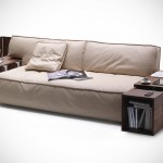 Cassina MyWorld Sofa by Philippe Starck