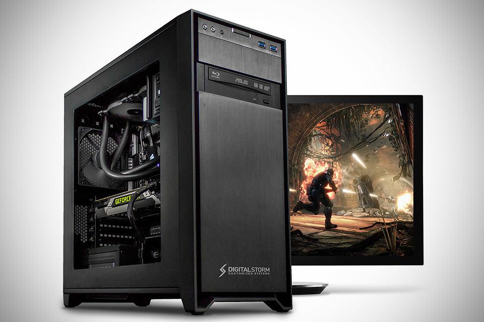Digital Storm VIRTUE Gaming PC
