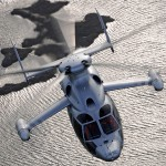 Eurocopter X3 Hybrid Helicopter breaks 300MPH