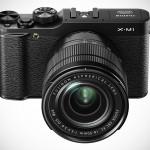 FUJIFILM X-M1 Compact System Camera