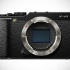FUJIFILM X-M1 Compact System Camera - Body Only