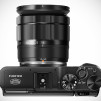 FUJIFILM X-M1 Compact System Camera 16-50mm Lens