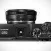 FUJIFILM X-M1 Compact System Camera with 27mm Lens