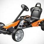Go-Kart Porsche Pedal Car