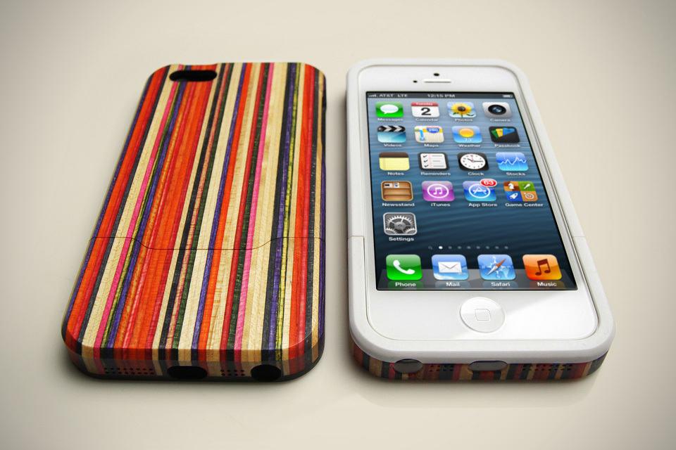 Grove x MapleXO SkateCase for iPhone 5