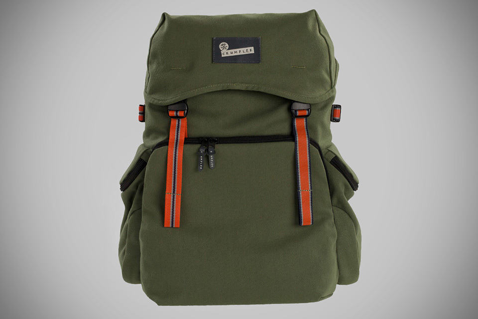 Karachi Outpost Camera Backpack by Crumpler