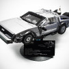 LEGO DeLorean Time Machine by Orion Pax