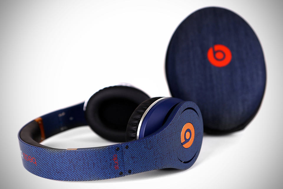 Beats by dre mixr limited edition neon blue headphones | zumiez.