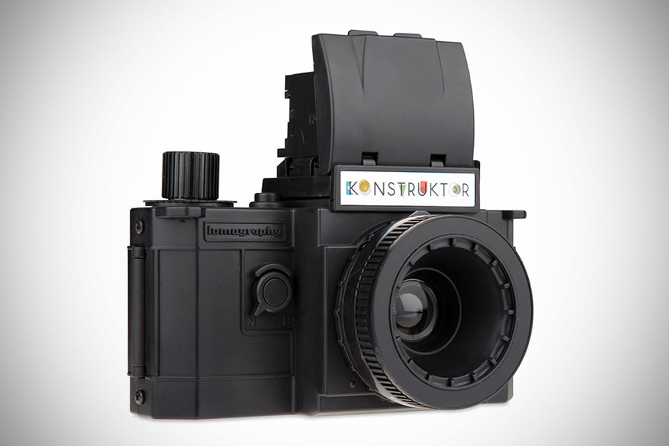 Lomography Konstruktor 35mm DIY SLR Camera