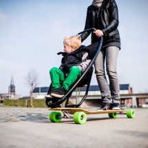 Longboard Stroller by Quinny and Studio Peter van Riet