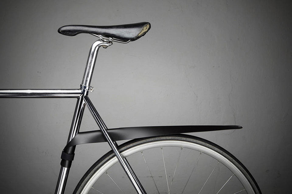 MUSGUARD Removable Bicycle Fender (Mudguard)