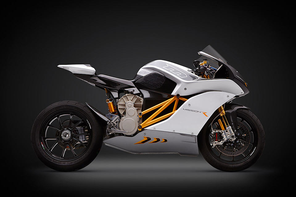 Mission RS Electric Motorcycle