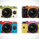 Pentax Q7 Interchangeable Lens Camera