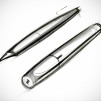 Porsche Design P'3135 Titanium Fountain Pen - Concept Sketch