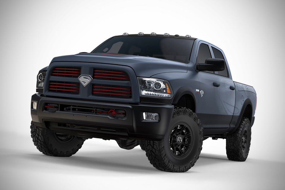 RAM Power Wagon Man of Steel Edition