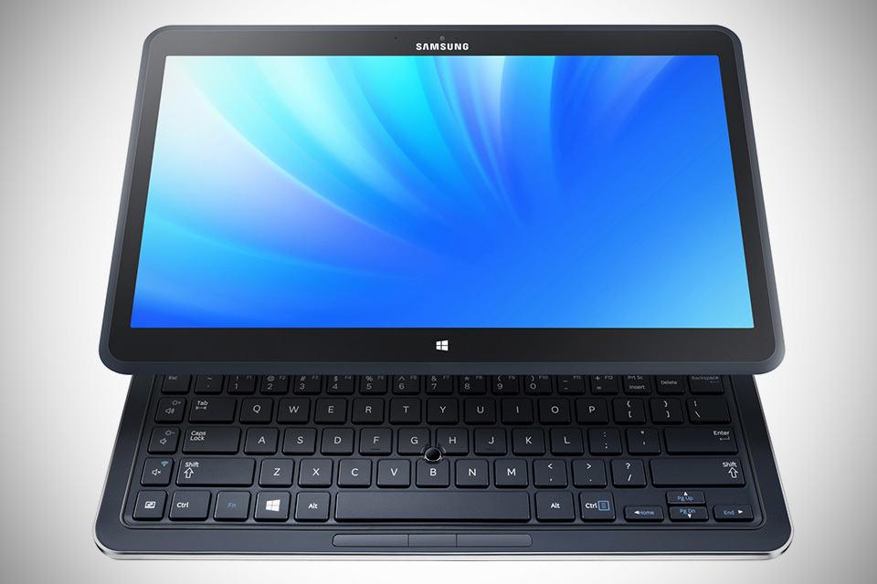 Samsung ATIV Q Windows/Android Hybrid Tablet