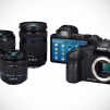 Samsung GALAXY NX 3G/4G LTE Android Camera