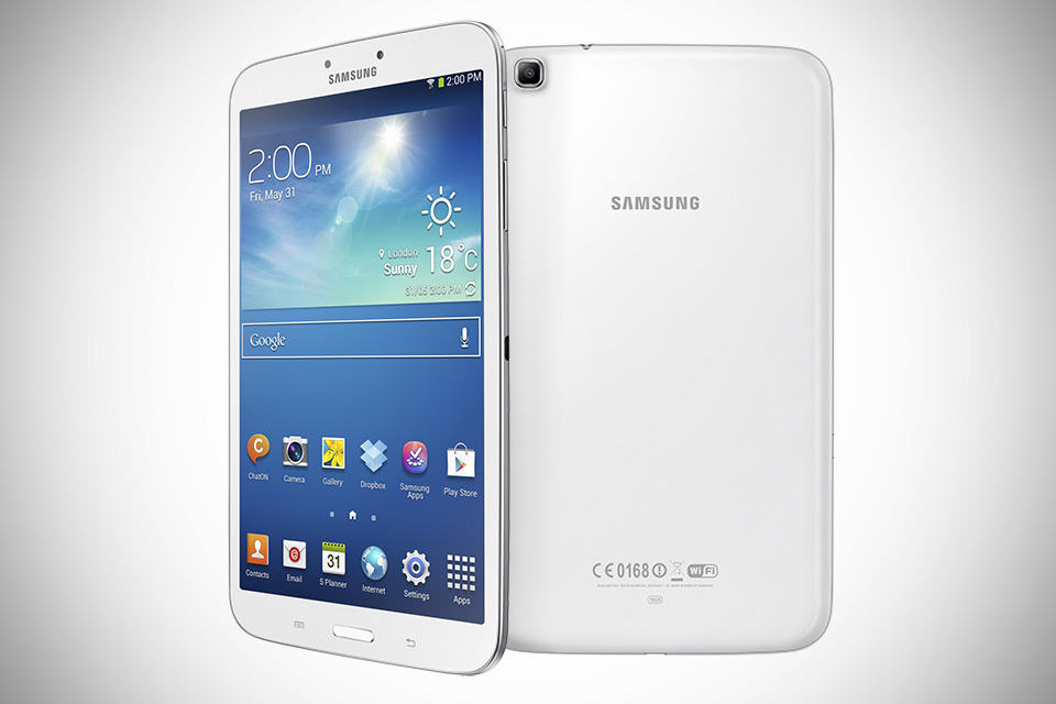 "Samsung Galaxy Tab 3/8 "", Analysis"