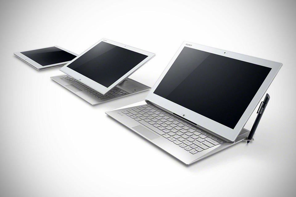 Sony Vaio Duo 13 Hybrid Ultrabook Mikeshouts