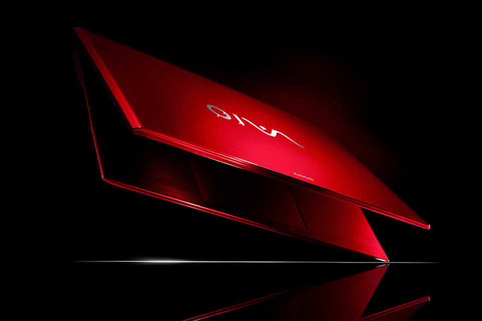 Sony VAIO Red Edition Pro 13