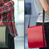 Stitch-less Leather Bags by Clean Everything