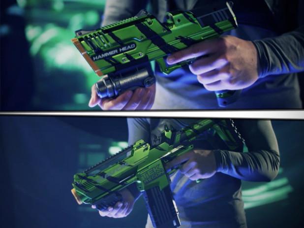 Tek Recon Advanced Battle System