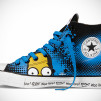 The Simpsons Chuck Taylor All Star Homer Left