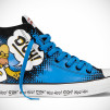 The Simpsons Chuck Taylor All Star Homer Right