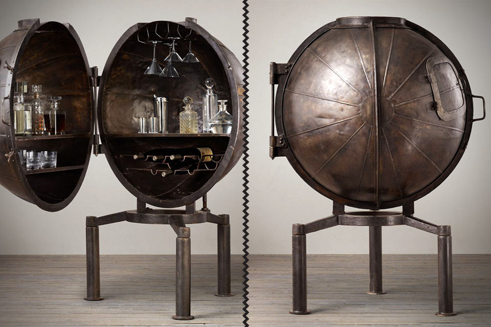 1920s German Light Bulb Voltage Tester Wine Bar Shouts