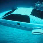 1977 James Bond Lotus Esprit Submarine Car