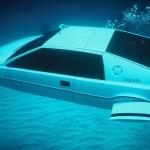 1977 James Bond Lotus Esprit Submarine Car